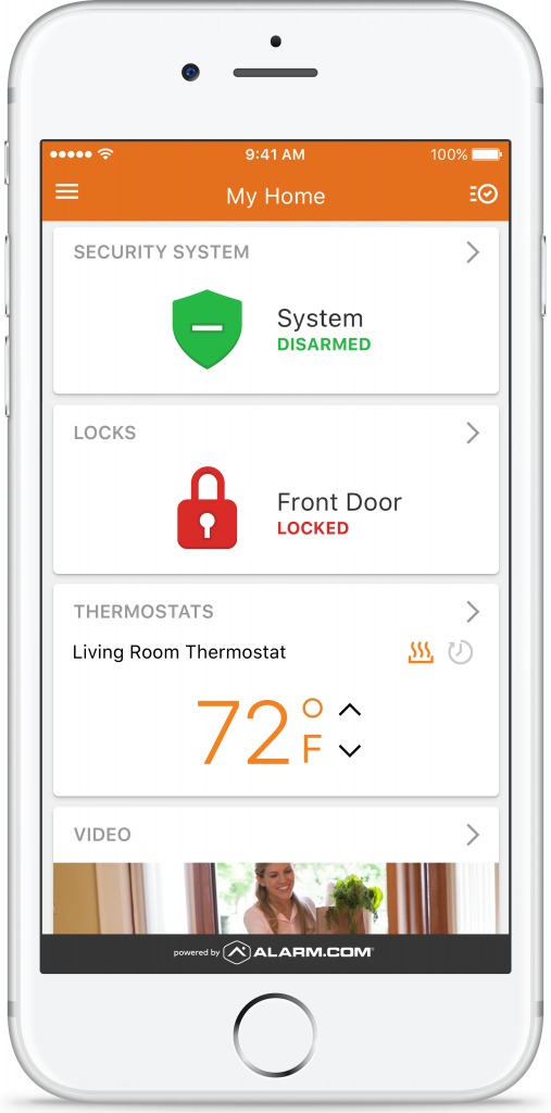Best Smart Home Security App