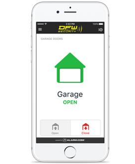 Smart Garage Doors Automation
