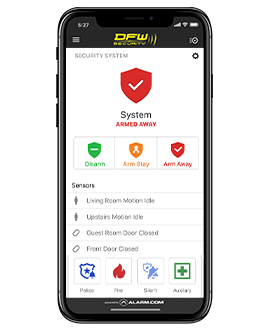 Smart Security System App